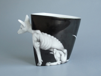 10b. Dog-vessel