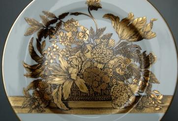 130. I.Romule. Golden dish 025
