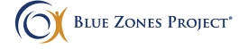 blue zone label