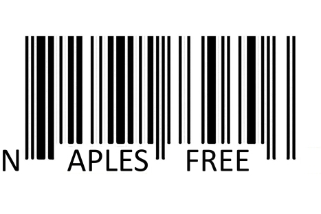 Naples Free Barcode